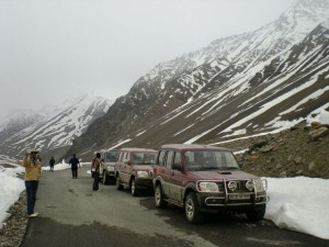 Leh Ladhak Car Rental